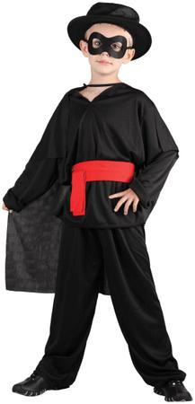 MaDe kostum Bandit z masko, M