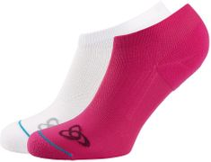 ODLO Running Low Cut Socks short 2-pack