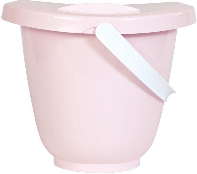 Luma Kyblík na pleny s víkem - Pretty Pink