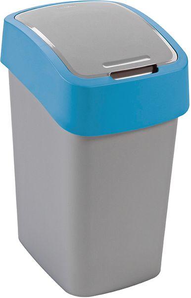 Curver Odpadkový koš Flip Bin 25 l modrý