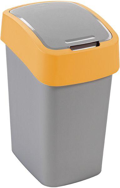 Curver Odpadkový koš Flip Bin 25 l žlutý