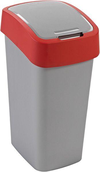 Curver Odpadkový koš Flip Bin 50 l červený