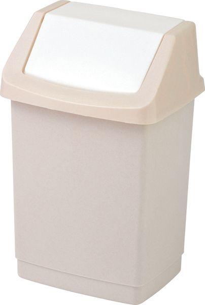 Curver Odpadkový koš Click 50 l béžový