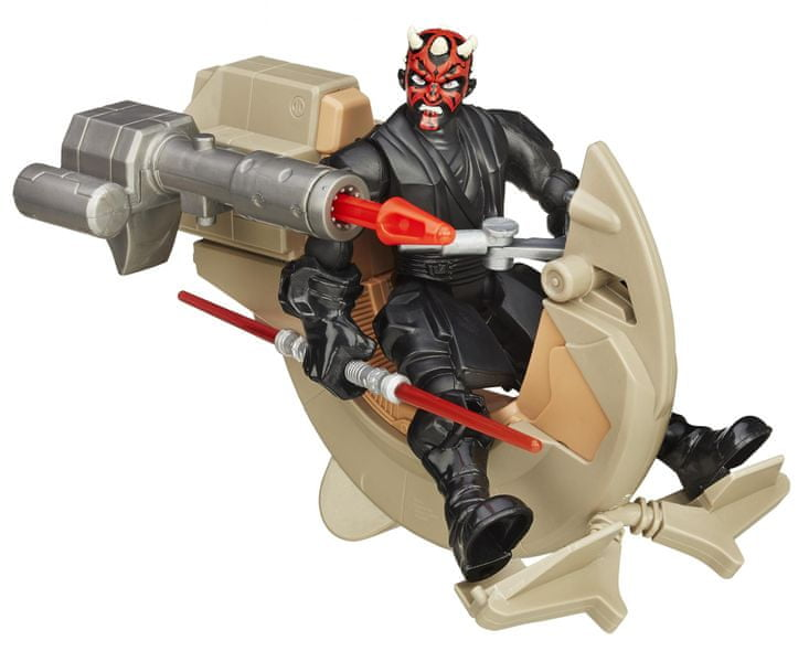 Hero Mashers Star Wars Sith speeder