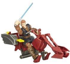 Hero Mashers Star Wars speeders Anakin Skywalker