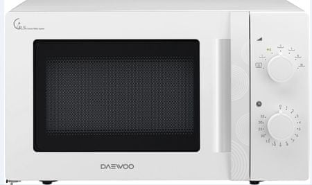 DAEWOO kuchenka mikrofalowa KOR 7G87WW