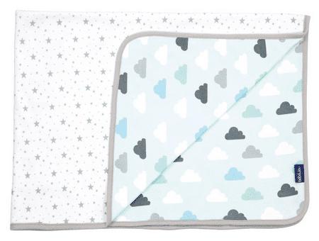 Bebe-jou večnamenska odejica, Clouds a Stars