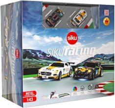 SIKU Racing - GT Challenge, Tor i autka 1:43