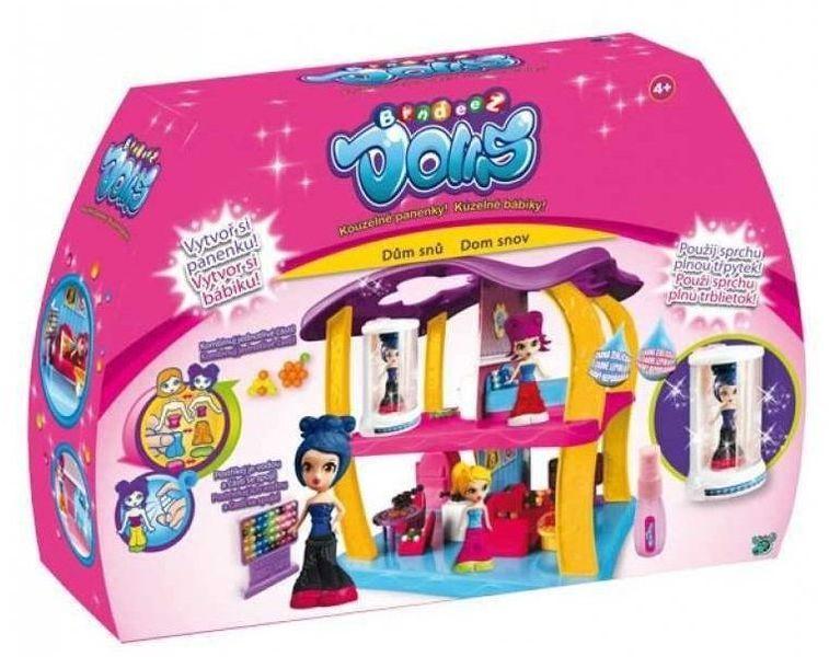 EP Line Bindeez Dolls sada domeček