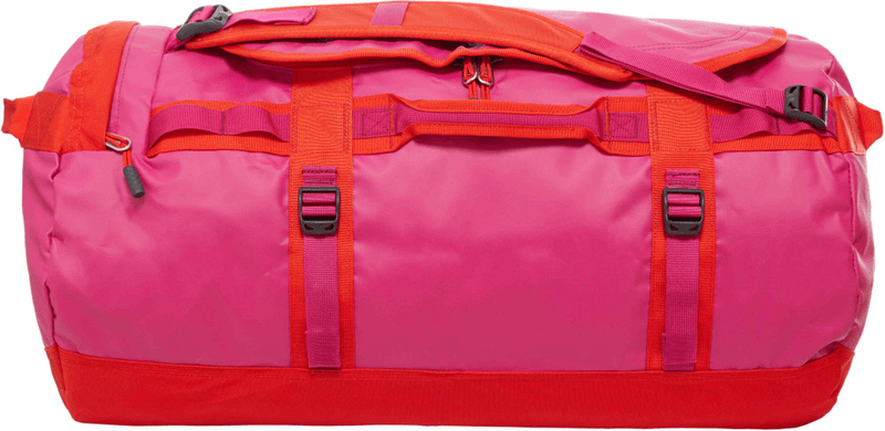 The North Face Base Camp Duffel M Fuchsia Pink/Fiery Red OS