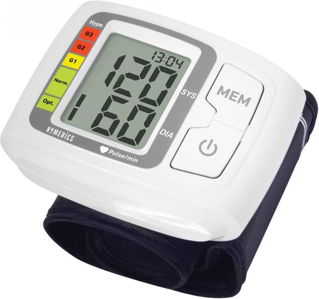 Homedics Monitor krevního tlaku na zápěstí BPW-1005