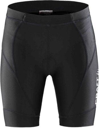 Craft kolesarske kratke hlače JR Bike, črna, 134