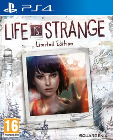 Square Enix Life Is Strange (PS4)
