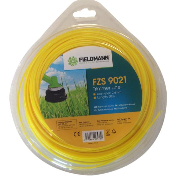 Fieldmann FZS 9021 Struna 2.4mm*60m