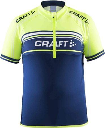 Craft koszulka rowerowa Logo 134 blue
