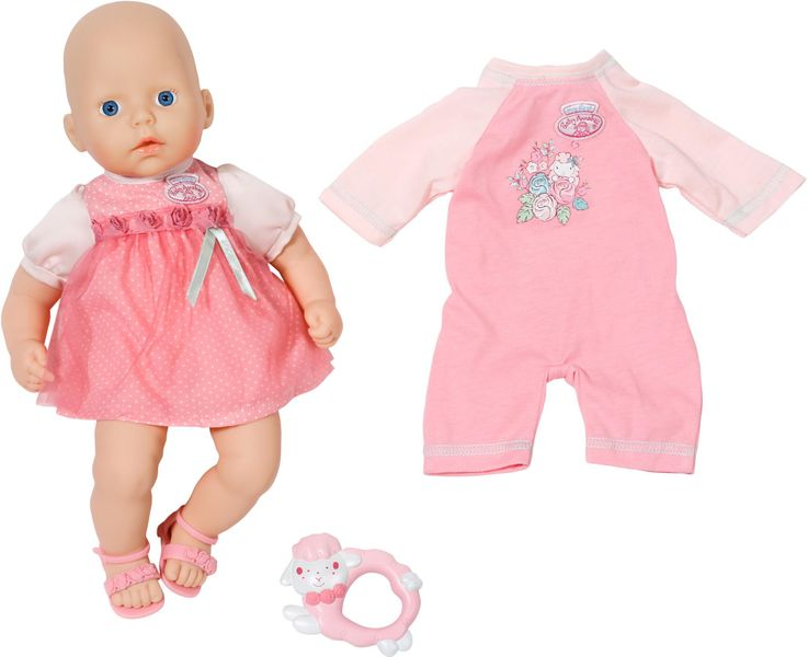 Baby Annabell My First Panenka s růžovou sadou