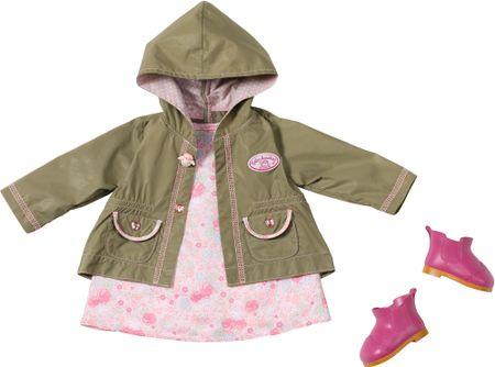 Baby Annabell deluxe komplet oblačil za sprehod