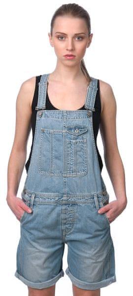 Pepe Jeans dámské jeansové lacláče Sugar XS modrá