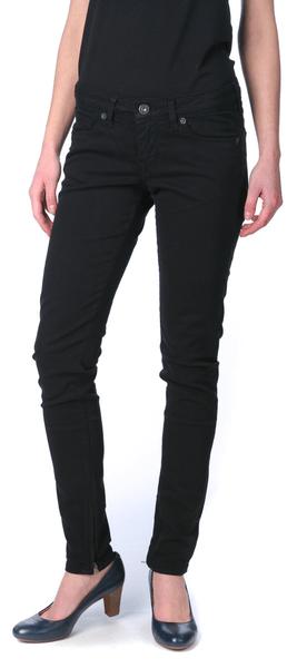 Pepe Jeans dámské jeansy Cher 26/30 černá