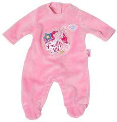BABY born Aksamitny kombinezon różowy dla lalek