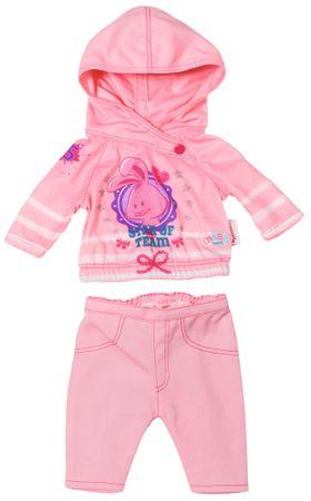 BABY born komplet za prosti čas, roza