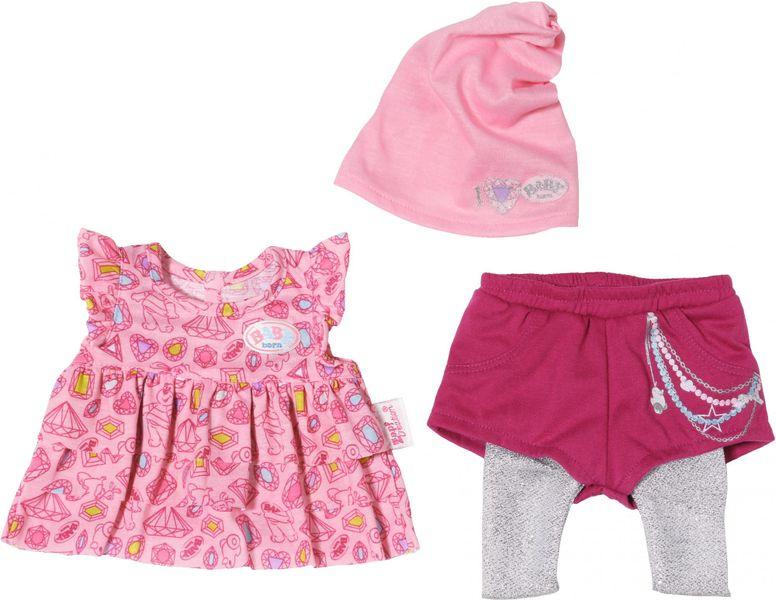 BABY born Šatičky s růžovou čepičkou