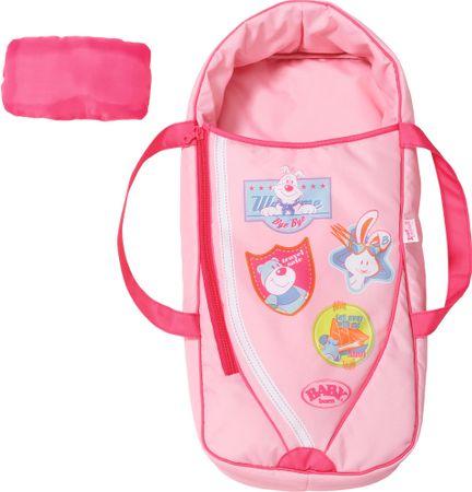 BABY born spalna prenosna torba, 2 v 1