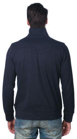 Mustang férfi pulóver S kék - Értékelések  ce50f8cf07