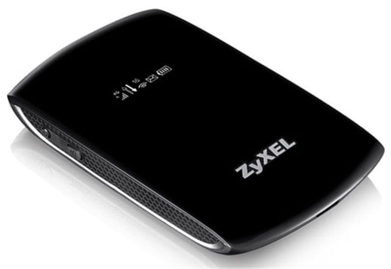 Zyxel WAH7706, LTE Portable Router