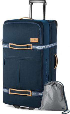 Dakine Split Roller DLX 65 l - Navy Canvas