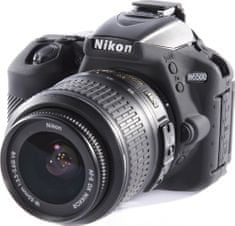 Easycover Reflex Silic Nikon D5500 Black