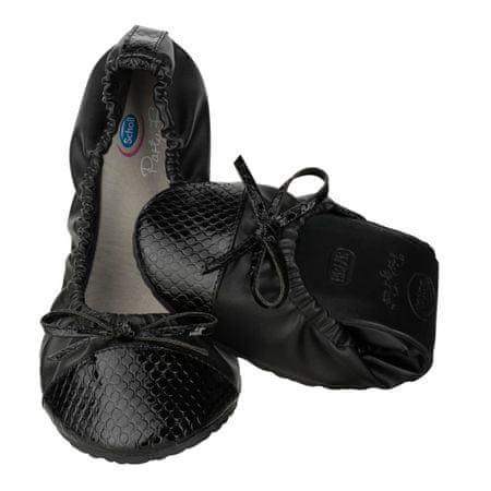 Scholl ženske balerinke Pocket Ballerina 39/40 črna