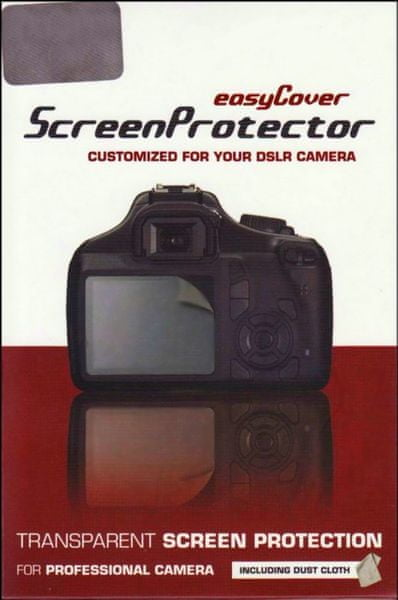 Easycover Screen Protector Nikon D5300 (ochranná fólie)