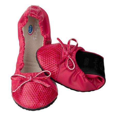 Scholl ženske balerinke Pocket Ballerina 35/36 roza