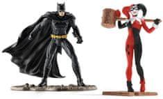 Schleich Batman a Harley Quinn 22514