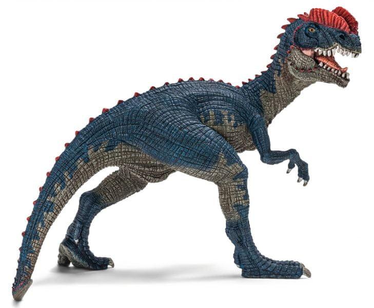 Schleich Prehistorické zvířátko - Dilophosaurus 14567