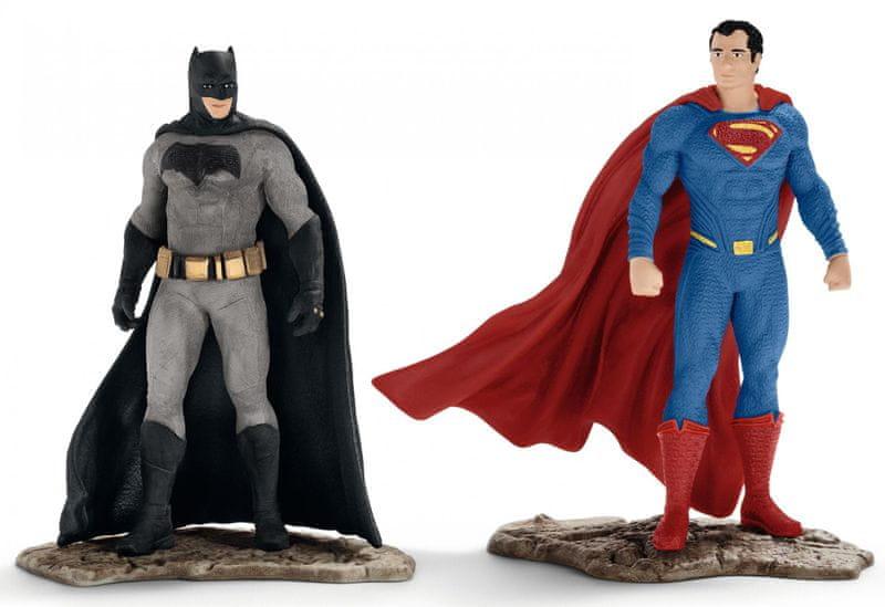 Schleich Batman a Superman 22529