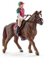 Schleich Kůň s jezdcem 42288