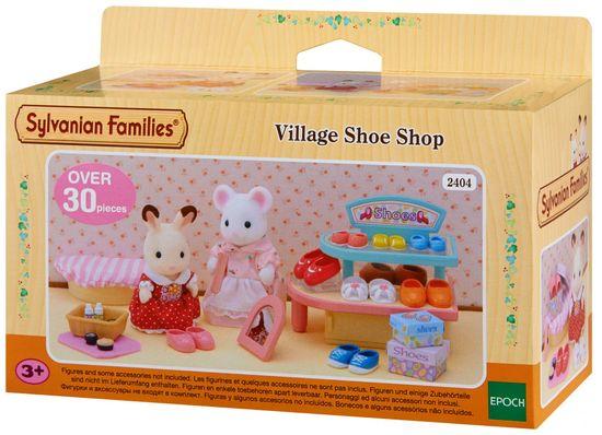 Sylvanian Families prodajalna čevljev 2404