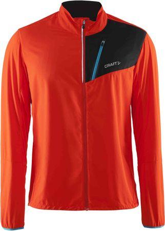 Craft jakna Devotion, oranžna, M