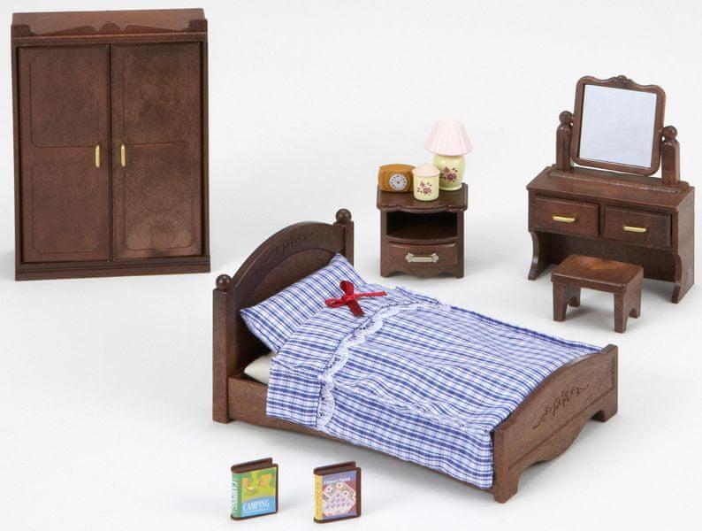Sylvanian Families Nábytek - ložnice 2958