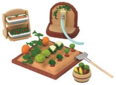 Sylvanian Families Set zahrádka se zeleninou 3564