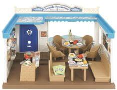 Sylvanian Families Přímořská restaurace 4190