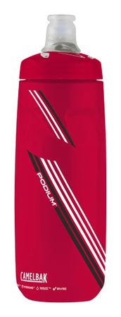 Camelbak bidon Podium Bottle 0,71 l, Rally Red/rdeč
