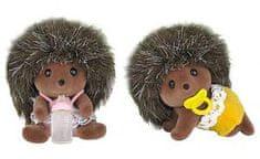 Sylvanian Families Dvojčatá ježkovia