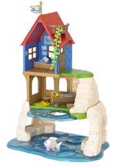 Sylvanian Families Zábavný hrací domček pri mori