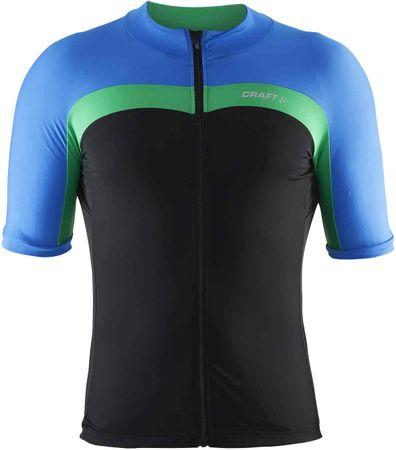 Craft kolesarska majica Velo, modra, XL