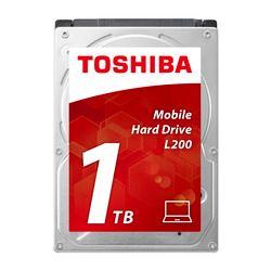 """TOSHIBA L200 1TB / interní / SATA III / 2,5"""" / 5400 rpm (HDWJ110EZSTA)"""