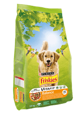 Friskies Adult balance kutyatáp - 15kg