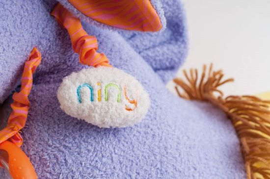Niny Oslík LAKI, multiaktivní hračka